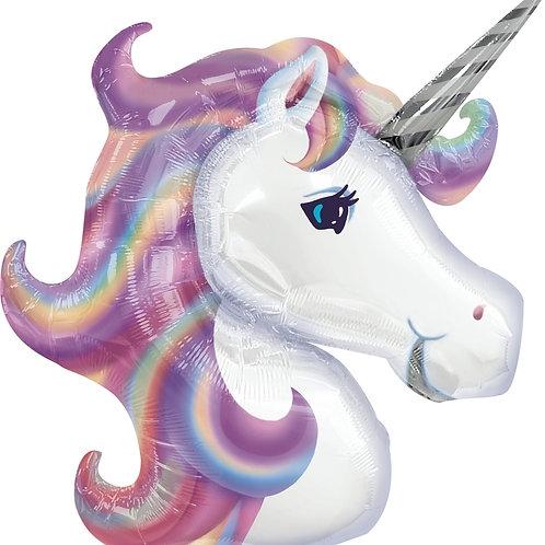 Pastel Unicorn   Party Balloon