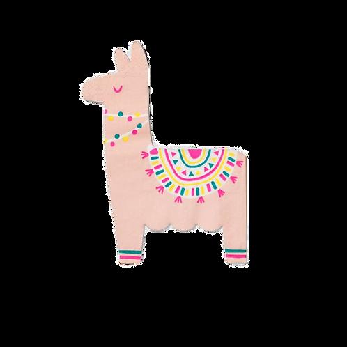 Happy Llama | Party Napkins