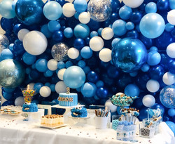 Balloon Wall | Cookie Monster