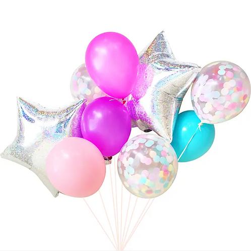 Balloon Bouquet - Unicorn