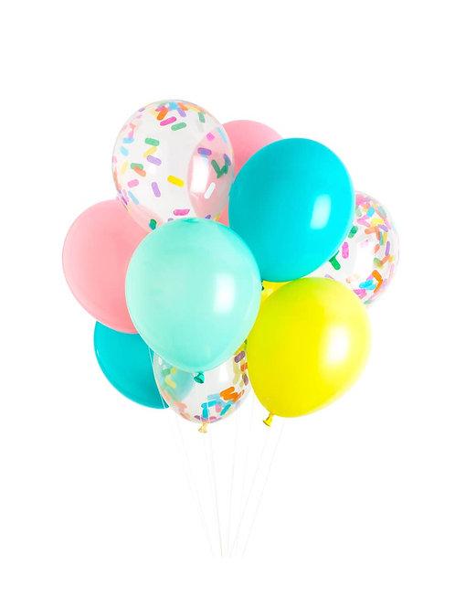 Ice Cream Classic Balloon Bouquet