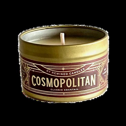 Rewined Cosmopolitan Candle Canada