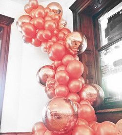Toronto Balloons | Organic Garland