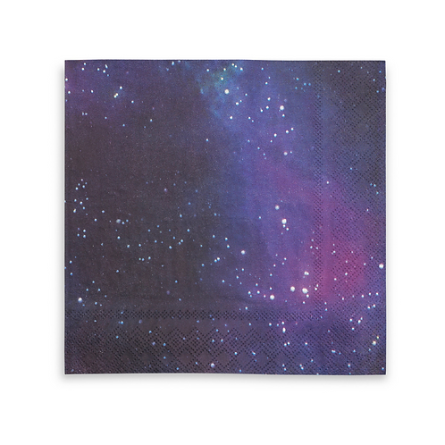 Galactic Space   Party Napkins