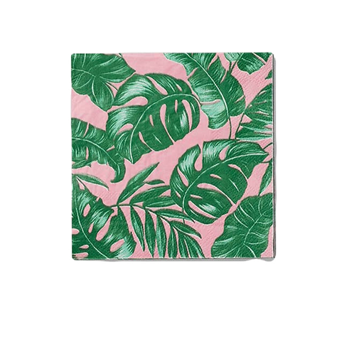 Palm Leaves | Cocktail Party Napkins