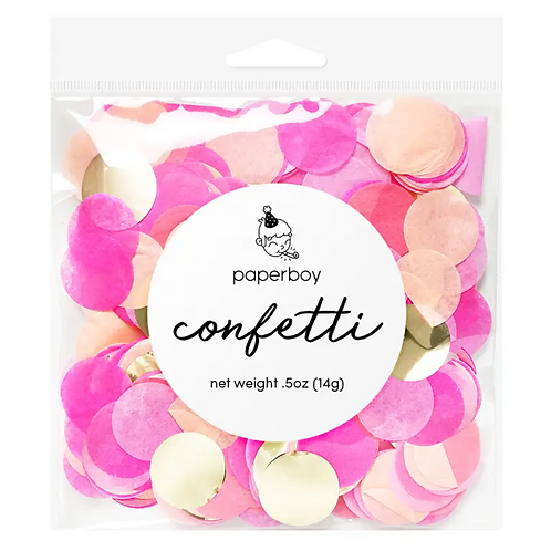Confetti Pink Party