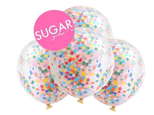 Birthday Cake | Sugarfetti™️ Balloon