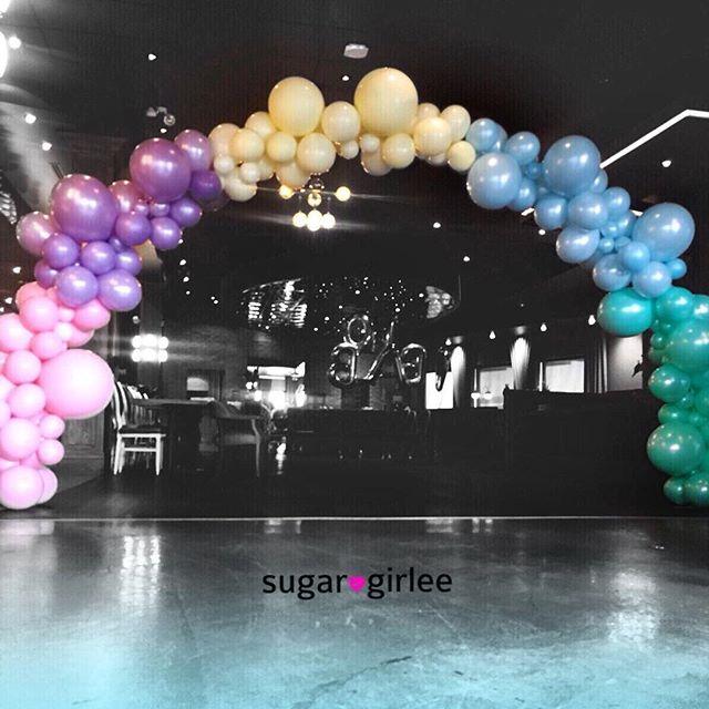 Toronto Balloons | Organic Arch