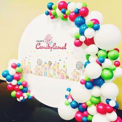 Corporate Balloons Toronto | Candy