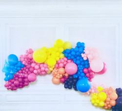 Toronto Balloons | Organic Balloons | Bat Mitzvah
