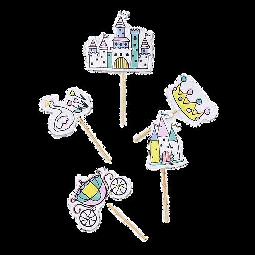Fairytale Mini | Cake Toppers
