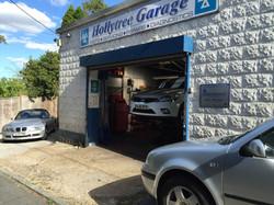 MOT Garage Higham