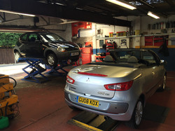 MOT testing and Servicing