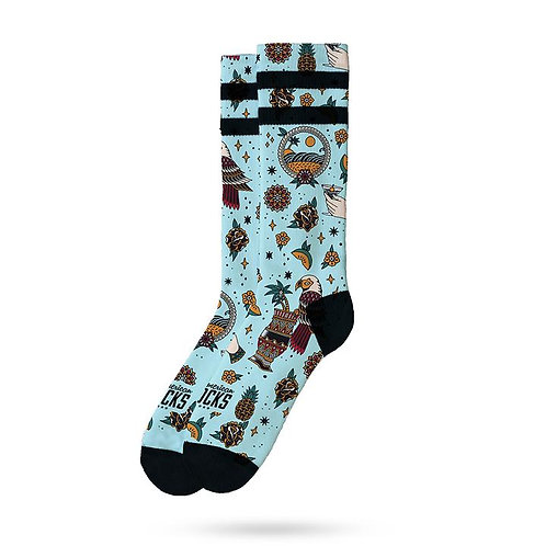 American Socks Signature Eden Mid High