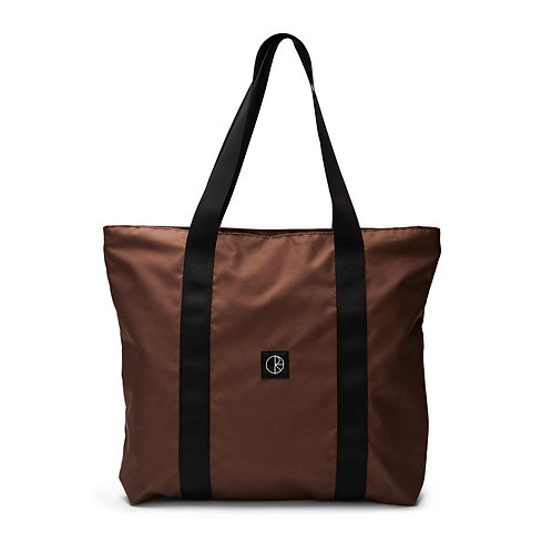 Polar Tote Bag Cordura Brown