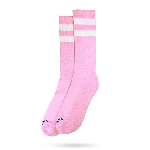 American Socks Bubblegum Mid High