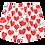Thumbnail: Lousy Livin Boxershorts Valentine White