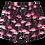 Thumbnail: Lousy Livin Boxershorts Flamingo Black