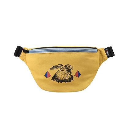 Bumbag X Hirotton Basic Hip Pack Mustard Yellow