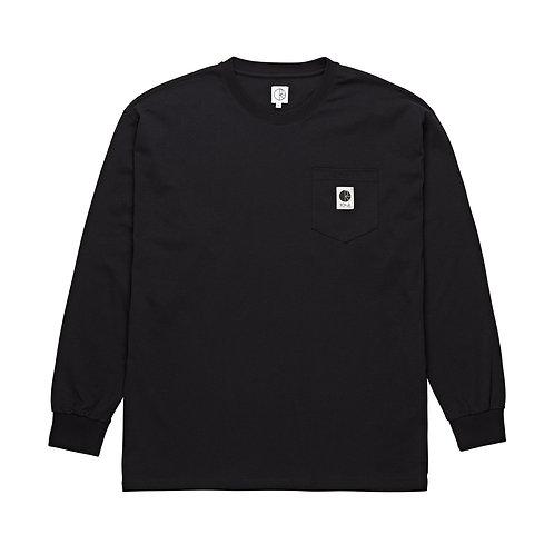 Polar Longsleeve Pocket Black