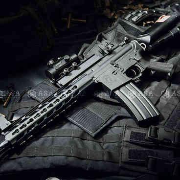 """AR15 Mk II SPR 10"""""""