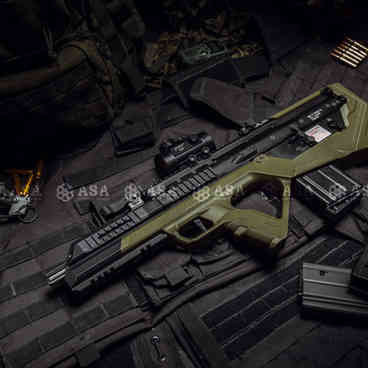 SCAR-H Bullpup (1 kpl) SRU (WE)