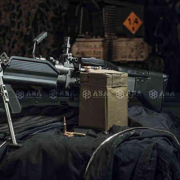 MK43 MOD (1 kpl) A&K