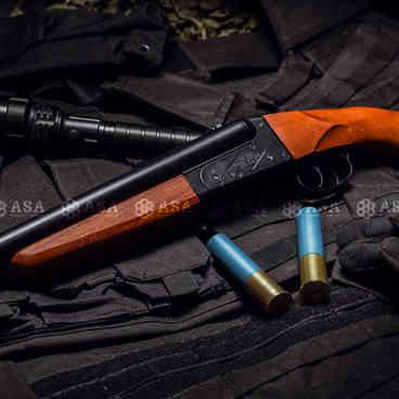 Double Barrel Shotgun (Mad Max) (1kpl) HAW SAN
