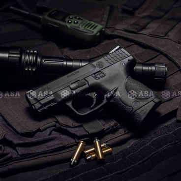 Smith&Wesson M&P 9C(1kpl) Cybergun