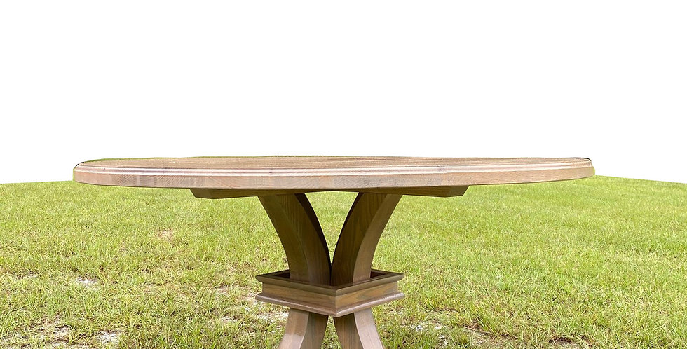 Wingo Pedestal Table