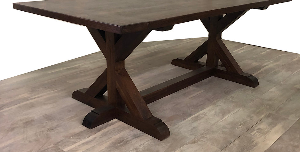 Raleigh Trestle Table