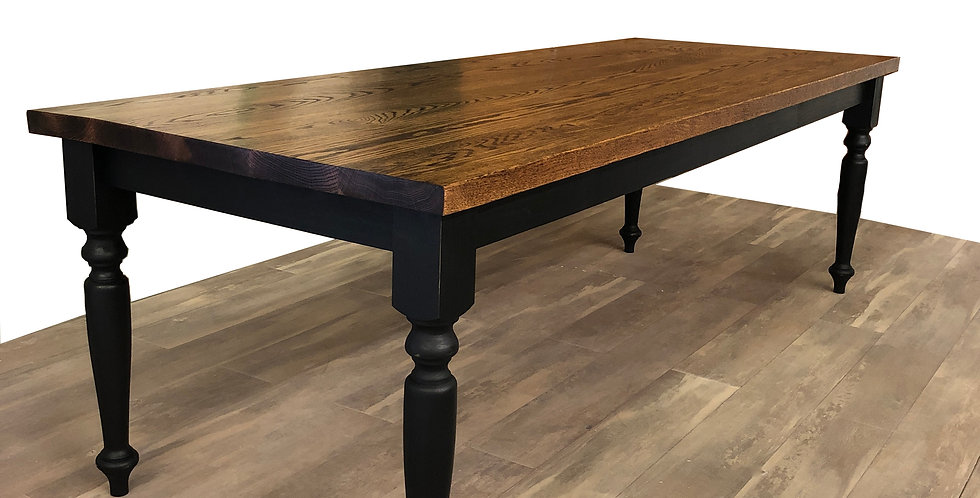 Dainty Turned Leg Table