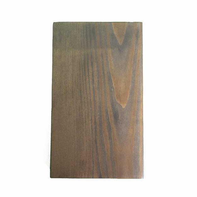 Salvaged Grey on Pine