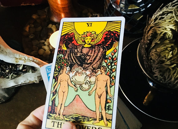 Tarot Reading | 30-minutes