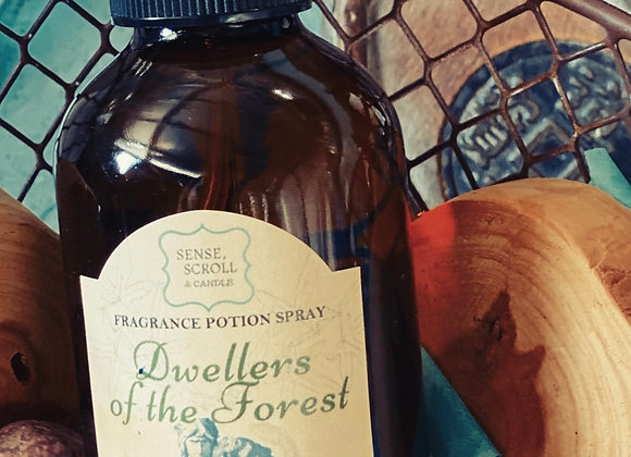 DWELLERS OF THE FOREST, Fragrance Potion, Conjure The Garden of Eden