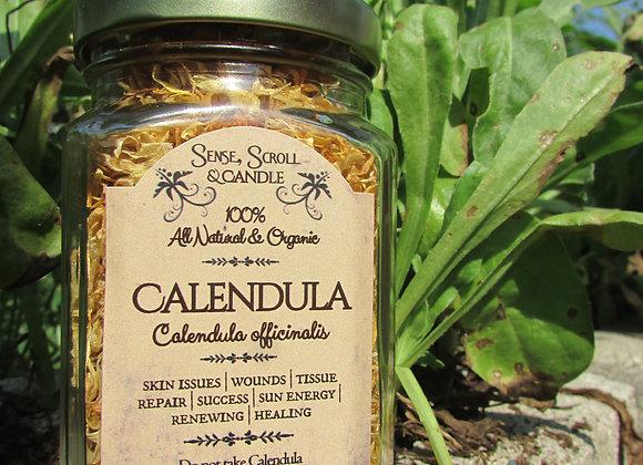 CALENDULA FLOWER, Calendula Officinalis, Sucess, Energy, Renewal, Skin Issues