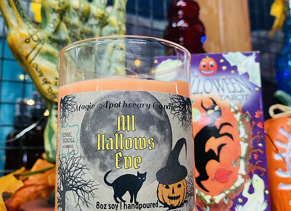 All Hallows Eve  Candle | LARGE