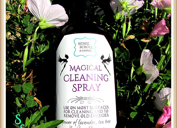 Magical Cleaning Spray
