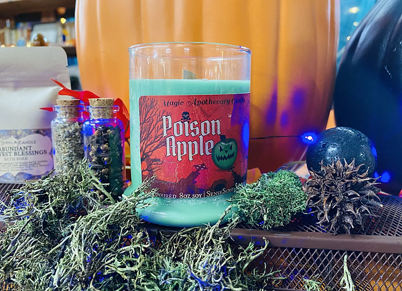 Poison Apple Candle | LARGE