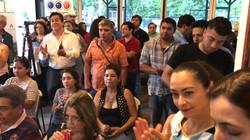 Participantes en evento Real Estate