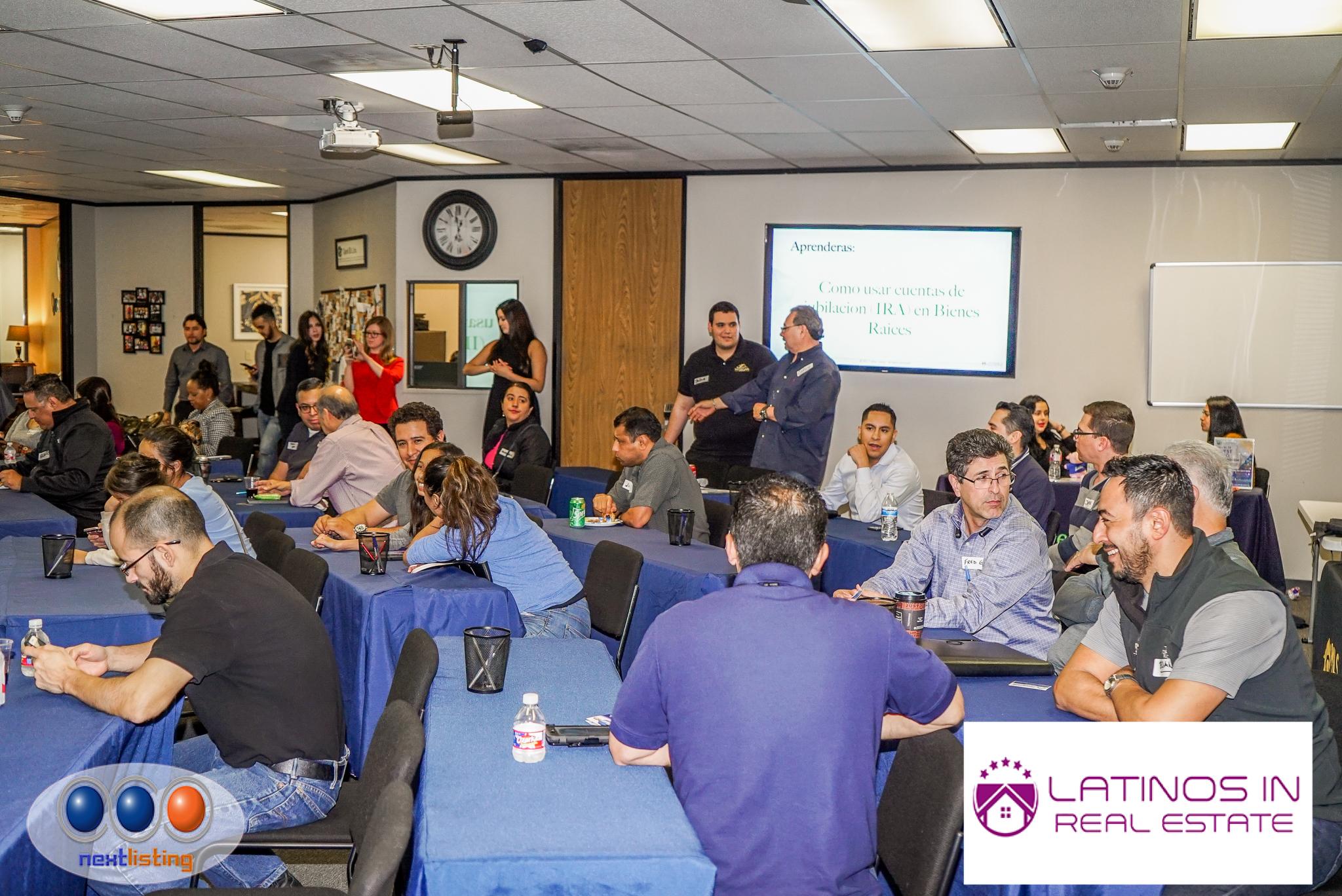 Networking con los participantes