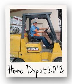 Home Depot 2012
