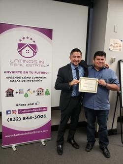 Latinos In Real Estate