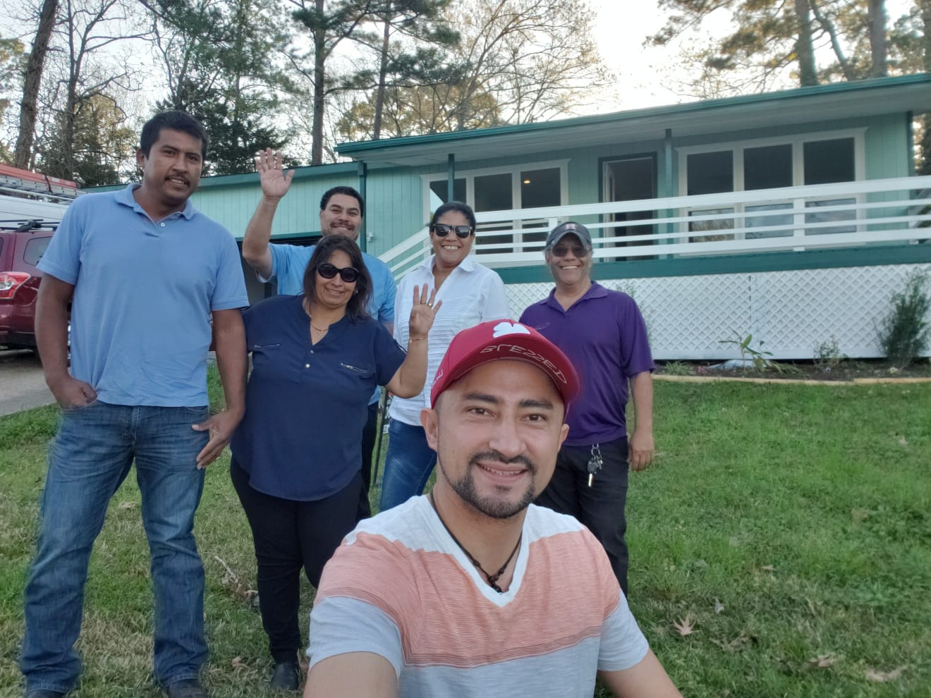 Latinos in real estate