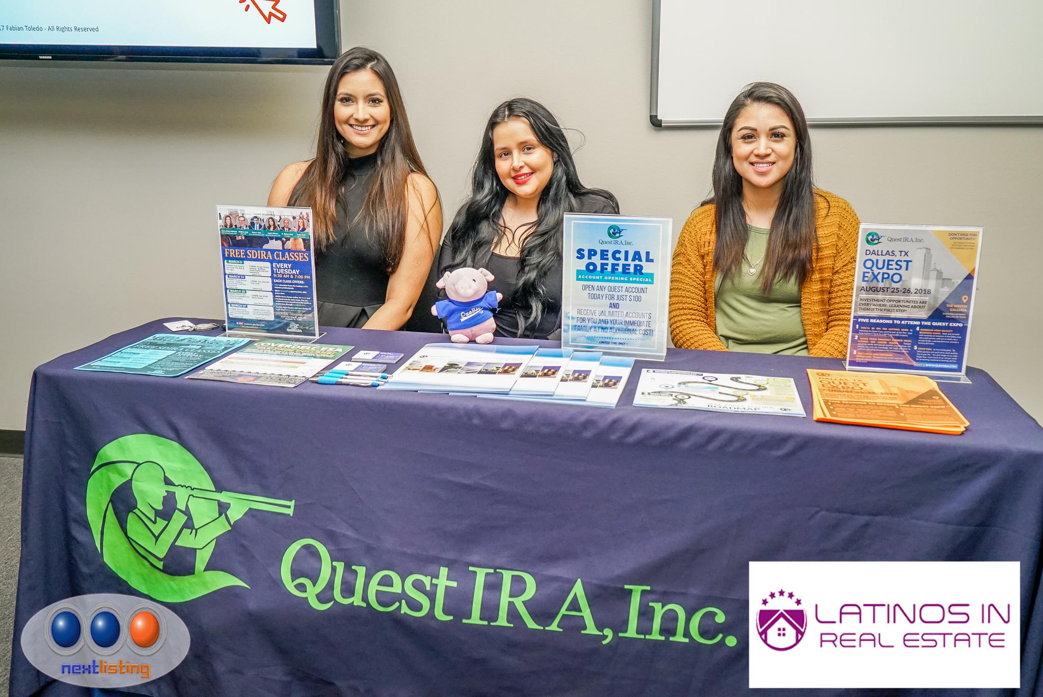 Patrocinadores: Quest IRA