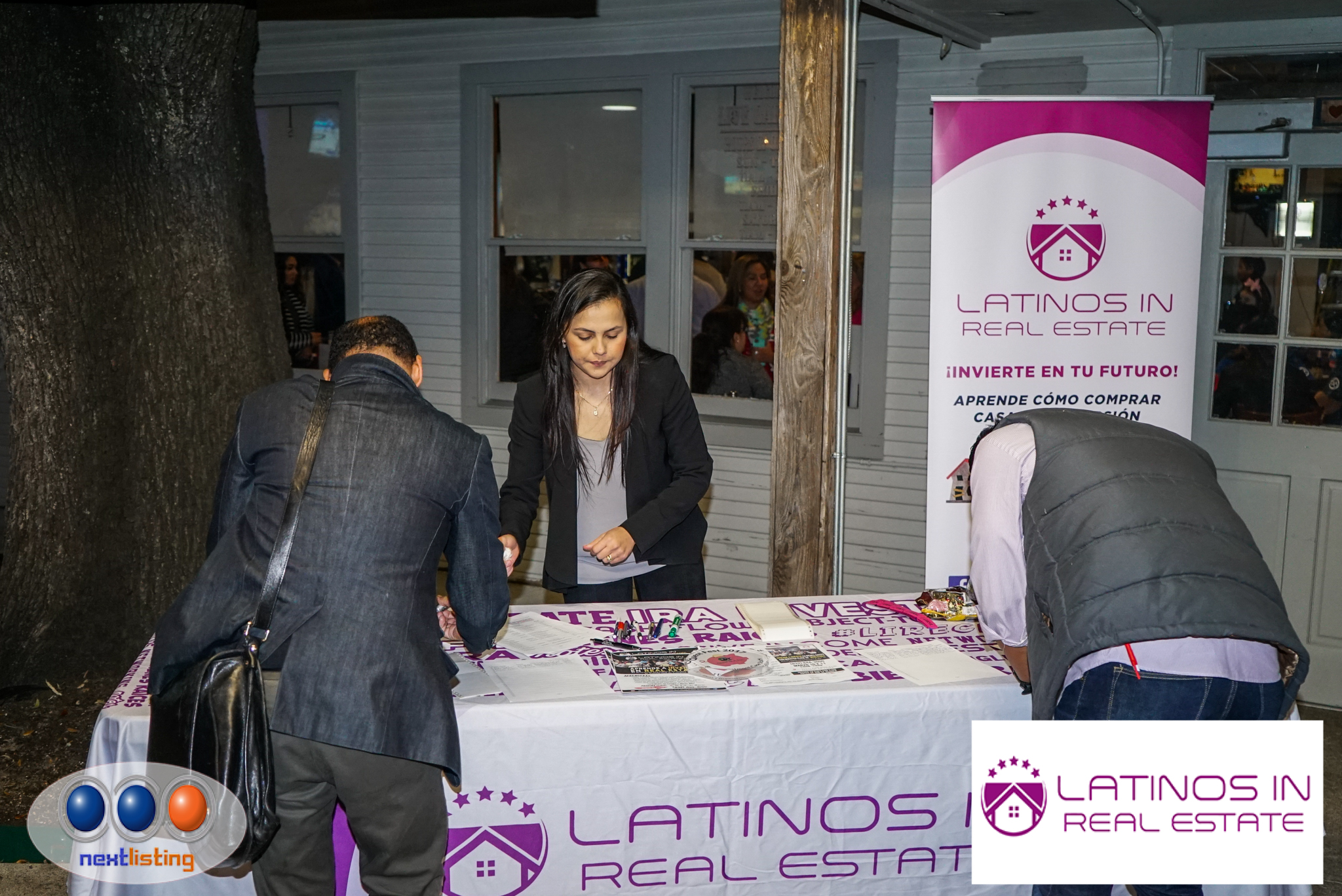 Evento Latino en Real Estate
