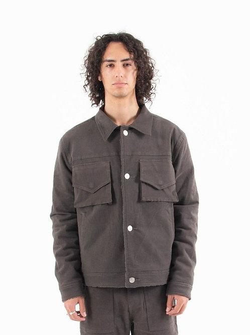 Graphite Work Jacket