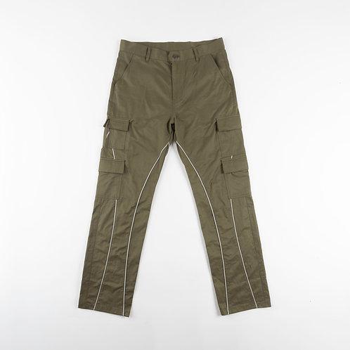 Multi-Pocket Cargo Pant