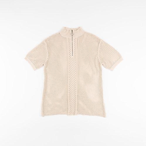 Gokyo Mesh Zip up Shirt