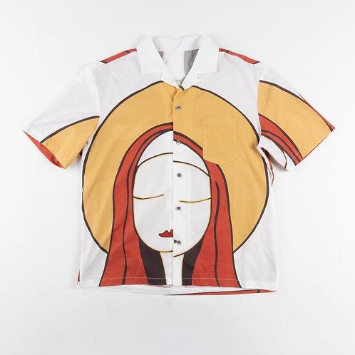 Rising Nun Button Up